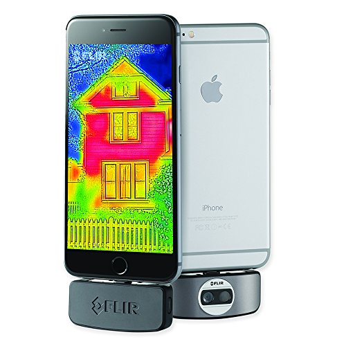 flir camera iphone flir one thermal imager for ios import it all 2667