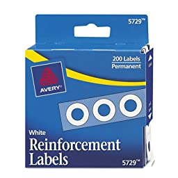 AVE05729 - Avery Reinforcement Label