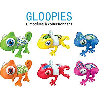 SilverLit : Robots Gloopies, 6 Assorted Colors (Bilingual): Toys & Games