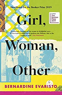 Book Cover: Girl, Woman, Other