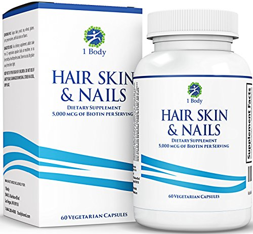 Hair Skin Nails Vitamins Formula product image