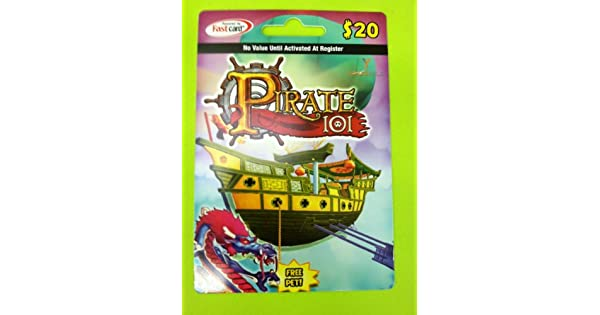 Amazon com: Pirate101 2-month Online Game Membership Card