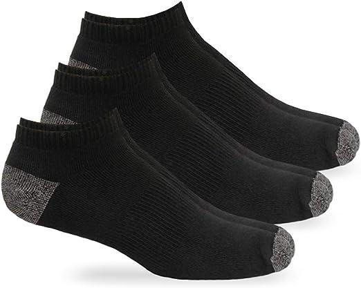 NEW Carolina/'s Best Women/'s Casual Cotton Trouser Socks Set of 3