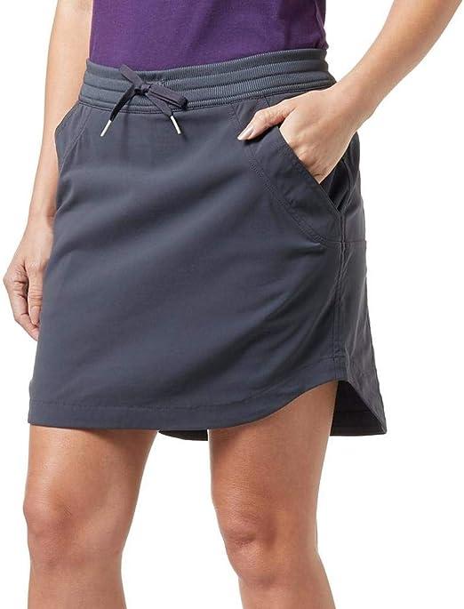 Imagen deMarmot Wm's Ruby Skort, Falda deportiva con protección UV, corta para actividades al aire libre, transpirable, secado rápido, Mujer