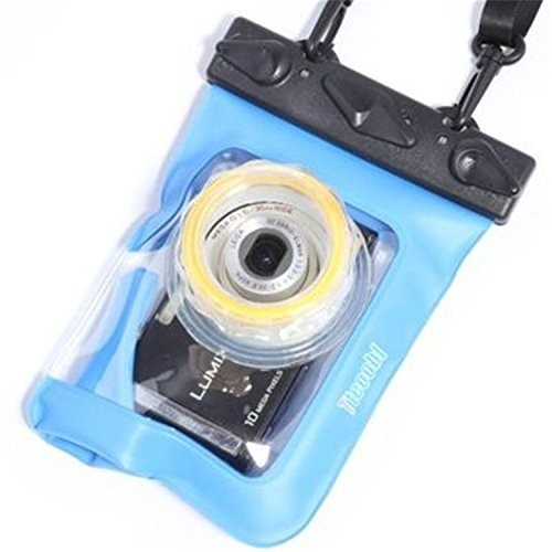 NeeKer Boating-Dry-Bags High Definition Camera Digital Camera bag Waterproof within 20m water waterproof case waterproof Single lens Silver Color Digital Document Camera Colour
