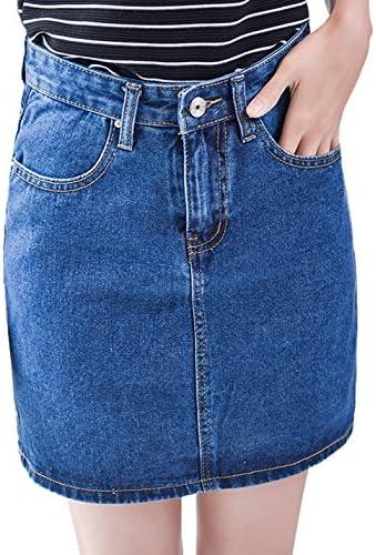 dd9a690b2e Best Denim Skirts For Women Knee Length on Flipboard by reviewomega