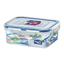 LOCK & LOCK Airtight Food Storage Container with Removable Divider 11.83-oz / 1.48-cup