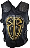 Roman Reigns Gold WWE Authentic Tactical Replica Vest