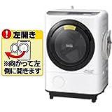 日立 12.0kg ドラム式洗濯乾燥機【左開き】シルバーHITACHI BD-NX120BL-S