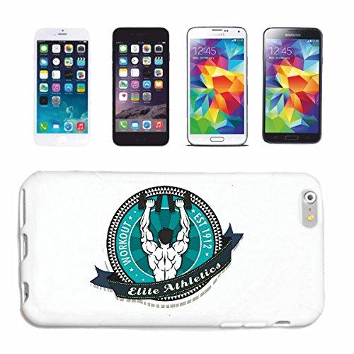 "cas de téléphone iPhone 6S ""ENTRAÎNEMENT ELITE ATHLETISME BODYBUILDING GYMNASE POIDS FORMATION GYMNASE muskelaufbau SUPPLEMENTS WEIGHTLIFTING BODYBUILDER"" Hard Case Cover Téléphone Covers Smart Cover"