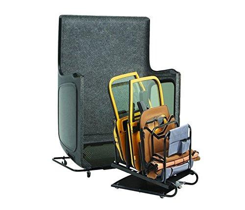Bestop 42805-01 HOSS Full Hardtop Organized Storage System for 2007-2018 Wrangler Hardtops
