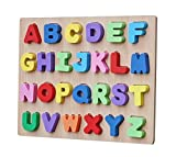 Toys : Timy Wooden Alphabet Puzzle Board