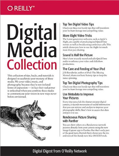 Digital Media Collection by O'Reilly Media