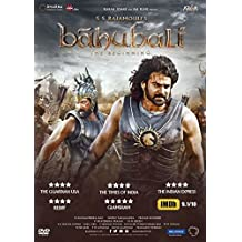 Bahubali - The Beginning Hindi DVD by Prabhas