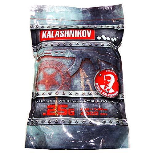 KALASHNIKOV Swiss Arms Billes Sac de 4000BB's 0,25 GR 2