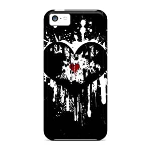 Case Cover Love/ Fashionable Case For Iphone 5c
