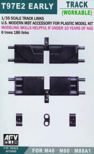 - M-48/M-60 Track Links 1-35 AFV Club