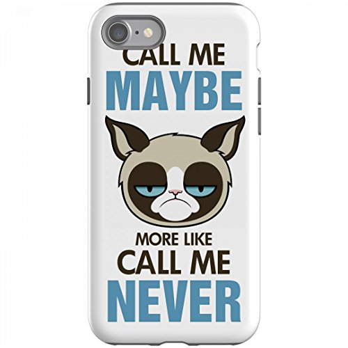 Call Grumpy Cat Maybe: Rubber iPhone 6 Case - Mobile Rae Call