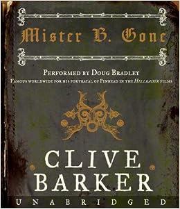 Book Mister B. Gone