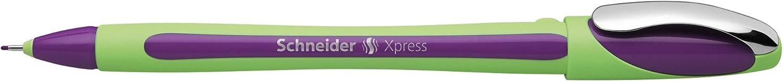 Schneider Xpress Fine Liner 0.8 mm Porous Point Pen 3-Pack 190094 Black