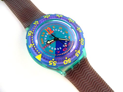 1993 Scuba 200 Swatch Watch Bermuda Triangle (Scuba 200 Swatch Watch)