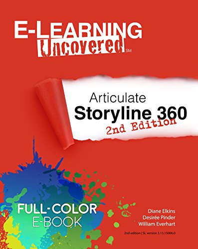 E-Learning Uncovered: Articulate Storyline 360 (2nd edition): Full Color E-Book Edition (English Edition)