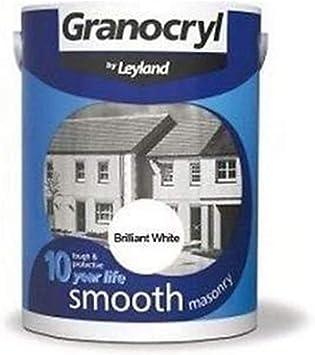 Leyland 303139 Granocryl Smooth Masonry Paint - Best Quality