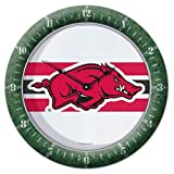 NCAA Arkansas Razorbacks WinCraft Official Football Game Clock