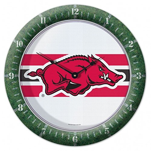 NCAA Arkansas Razorbacks WinCraft Official Football Game Clock by NCAA