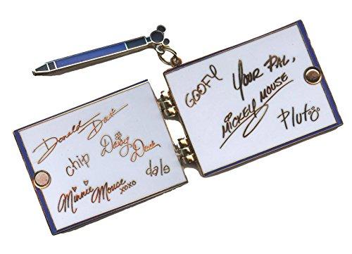 Autograph Pin - 4