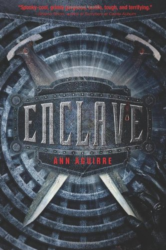 Book: Enclave by Ann Aguirre