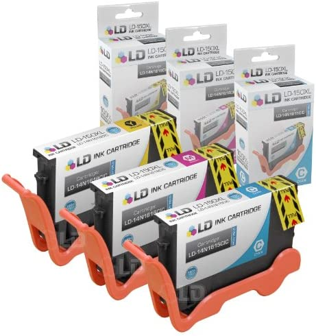 LD Compatible Cartridge Replacement Lexmark product image