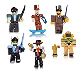 virtual on figure - ROBLOX (6 Pack) Action Figures, Legends