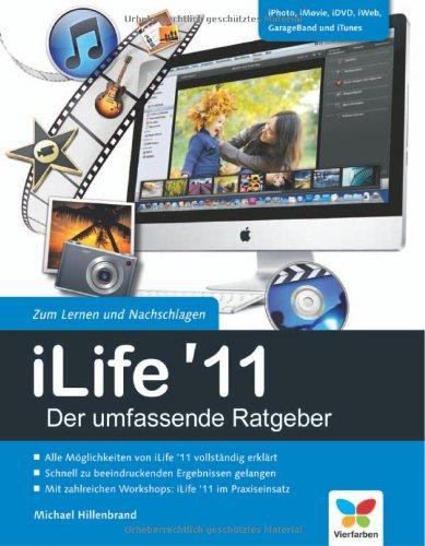 [PDF] iLife ?11 ? Der umfassende Ratgeber Free Download | Publisher : Vierfarben | Category : Computers & Internet | ISBN 10 : 3842100140 | ISBN 13 : 9783842100145