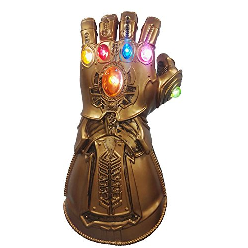 Smays Infinity Gauntlet Thanos Glove For Marvel Fan  Halloween Costume