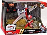 DISNEY PLANES FIRE & RESCUE INFRARED REMOTE AIR POWER DUSTY