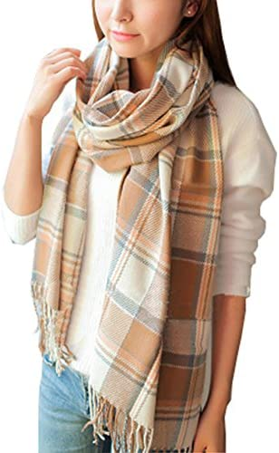 Designer Inspired Large Abstract Scarf Ladies Scarves Gift Ideas Shawl RRP £45