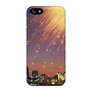 Brand New 5/5s Defender Case For Iphone (fireworks)
