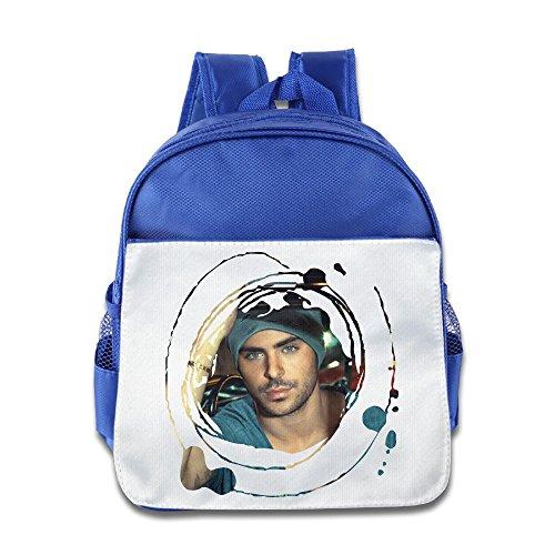 POOZ Zac Efron Kids Children School Bagpack For Boys & Girls - Shop Fort Lauderdale Gift
