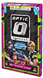 football cards hobby box - 2017 Donruss Optic Football Hobby Box (20 Pks/4 Cards: 1 Autograph, 10 Rookies, 10 Rated Rookies, 10 Holo, 4 Inserts)