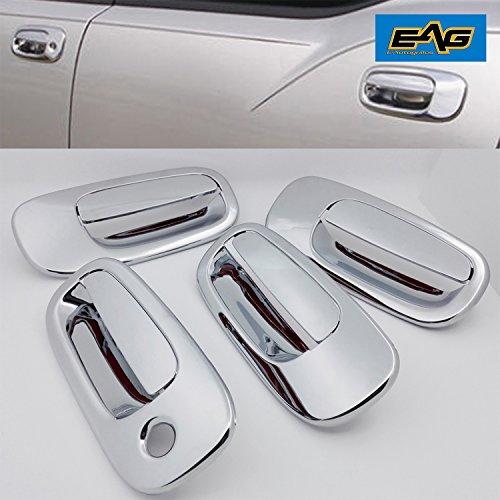 08 Chrome Door Handles - 6