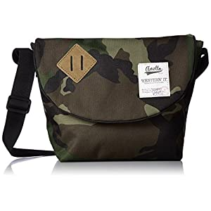 [Anero] messenger bag Mokucho poly messenger S camouflage