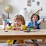 LEGO-City-Airport-Sfida-Aerea-2-Elicotteri-Giocattolo-Volanti-e-Aereo-Acrobatico-Set-di-Costruzioni-per-Bambini-5-Anni-60260