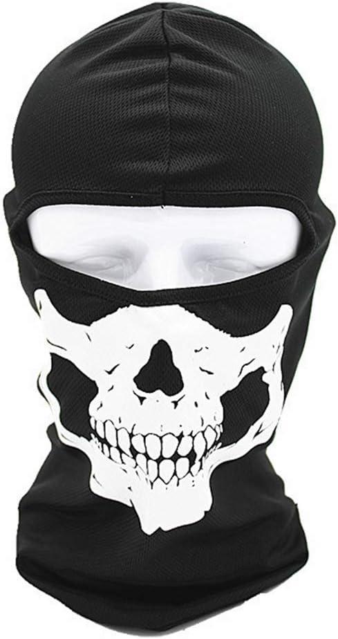 masque facial pour moto