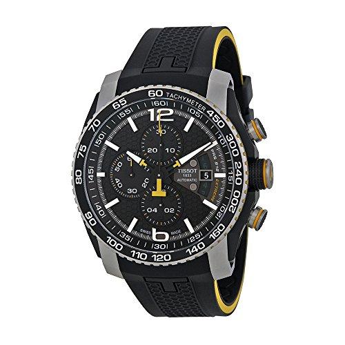 Tissot-Mens-T0794272705701-PRS-516-Analog-Display-Swiss-Automatic-Black-Watch