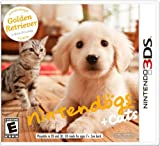 Nintendogs + Cats:  Golden Retriever and New Friends thumbnail