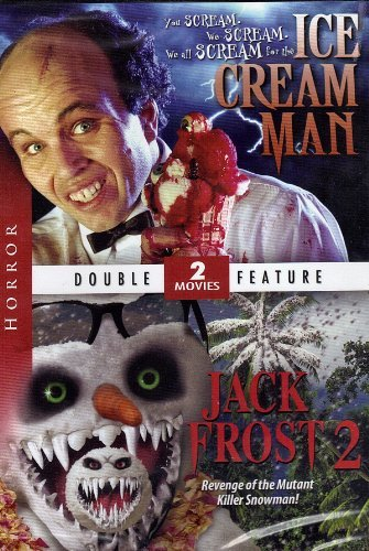 Ice Cream Man / Jack Frost 2 Revenge of the Mutant for sale  Delivered anywhere in USA