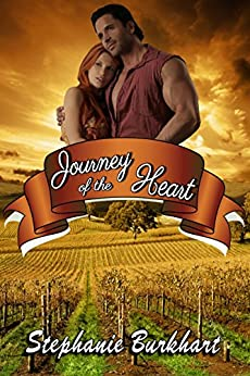 Journey of the Heart by [Burkhart, Stephanie]