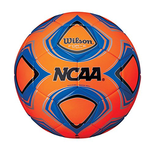 Wilson Sporting Goods NCAA Forte Fybrid-Official Championship Match Soccer Ball (Size-5) by Wilson
