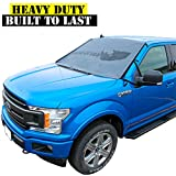 RhinoGuard Heavy Duty Windshield Snow Cover, suitable for SUV, Minivan, Trucks, and Cars